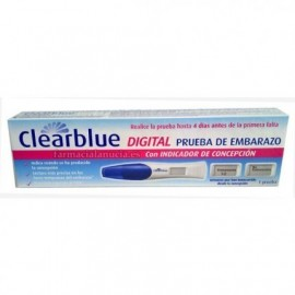 Clearblue Test de Embarazo