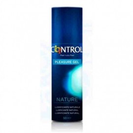 Control Sex Senses Lubricante Gel Natural 50ml