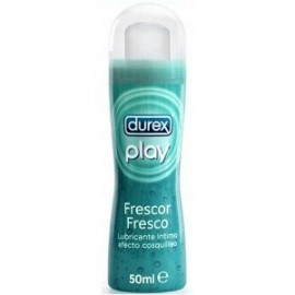 Durex Lubricante Play Frescor 50ml