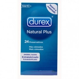 Durex Nature Plus 24u
