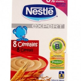 Nestle Expert Papilla 8 cereales 500g