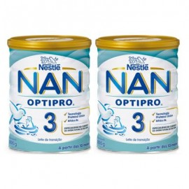 NAN 3 OPTIPRO PACK AHORRO (2x800g)